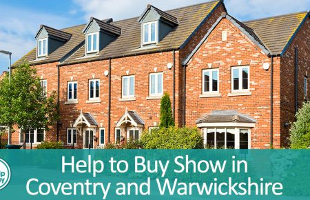 Upcoming Help to Buy Show in Coventry (29 September)