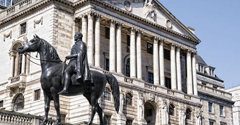 The rise and fall of interest rates in the UK